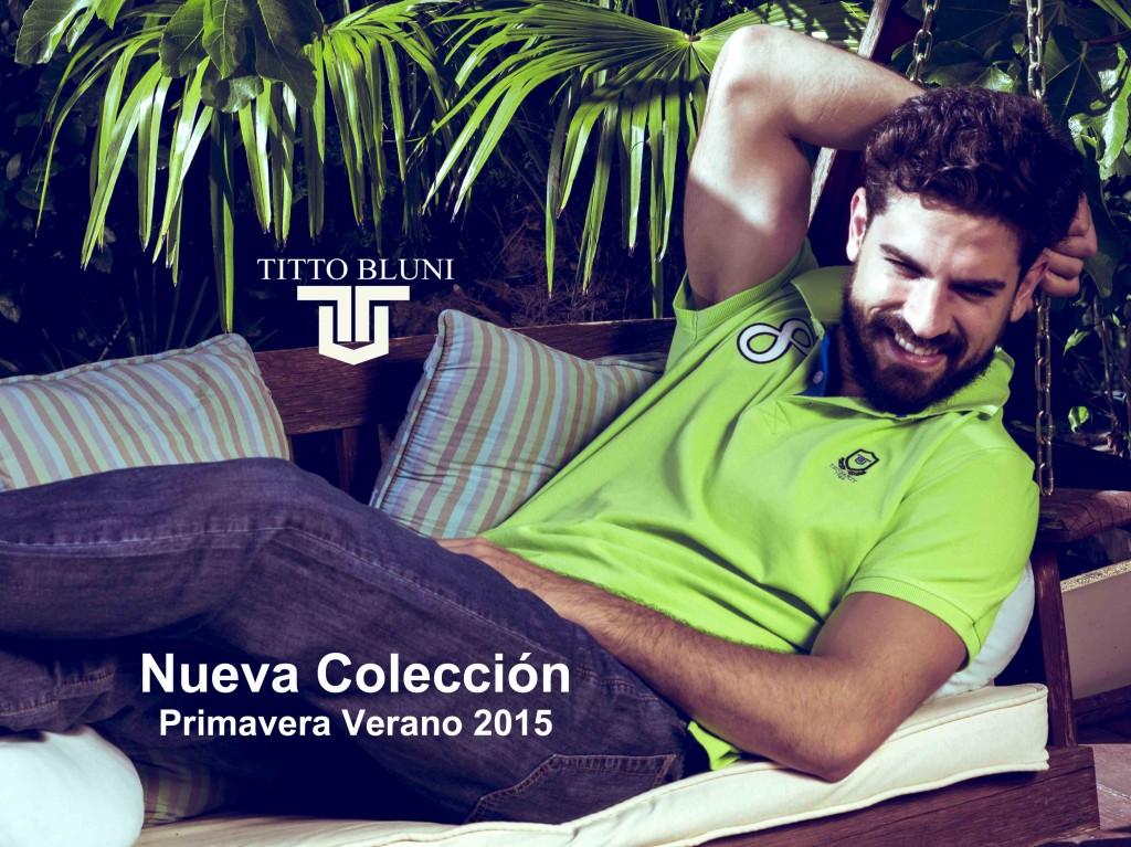 Colección Primavera Verano 2015 Titto Bluni