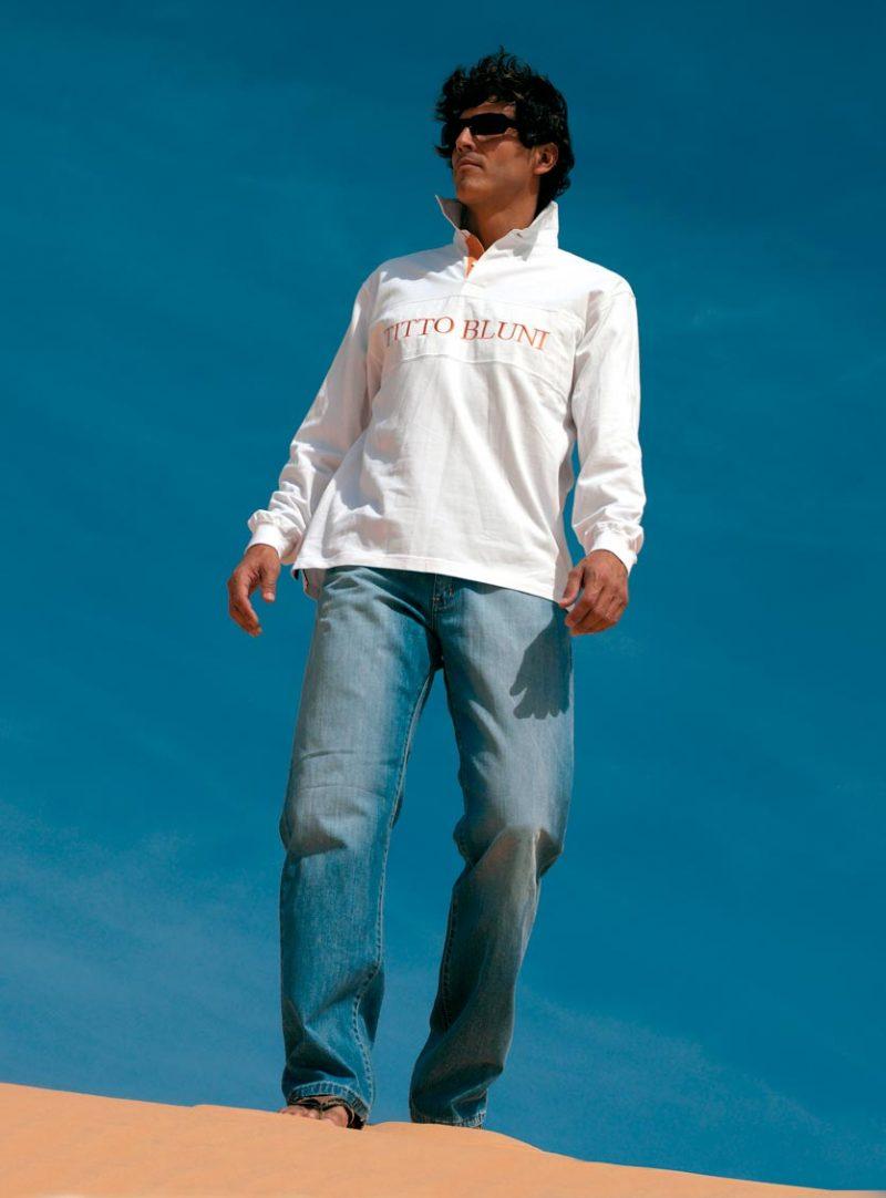 Titto Bluni, marca de ropa para hombre