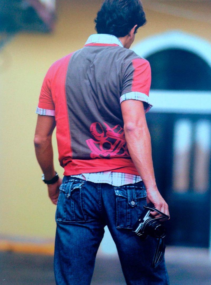 Moda casual para hombres-Titto Bluni